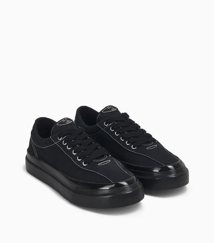 Stepney Workers Club Dellow Canvas - Black/Black Footwear - CARTOCON