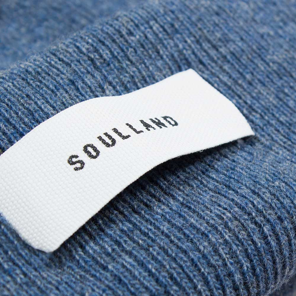 Soulland Villy Beanie - Blue - 2