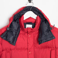 Wood Wood Tim Down Jacket -Red Jacket - CARTOCON