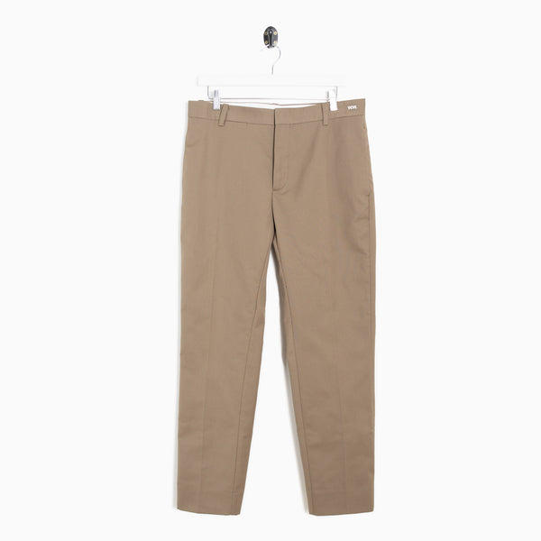 Wood Wood Tristan trousers - Stone Trousers - CARTOCON