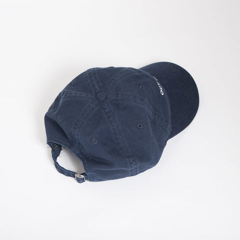 Wood Wood Out Of Office Low Profile Cap - Navy  - CARTOCON