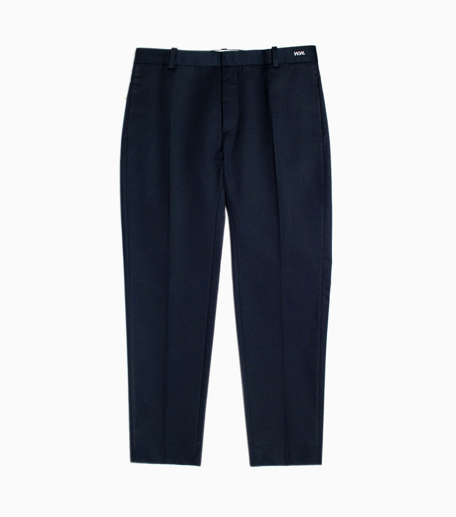 Wood Wood Tristan Trousers - Navy