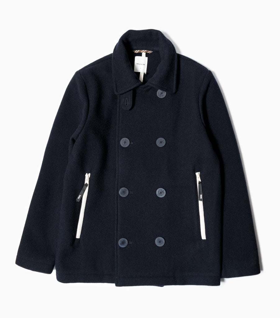 Wood Wood Herman Jacket - Navy