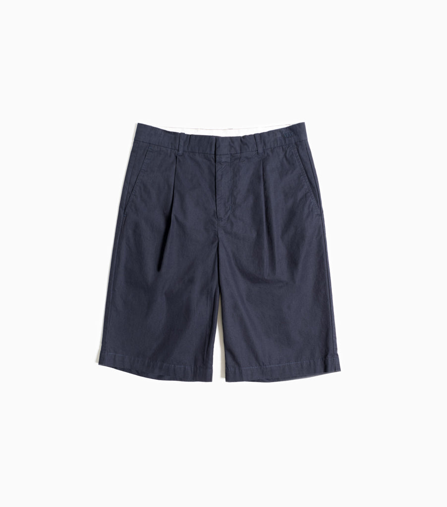 Wood Wood Afonso Shorts - Navy