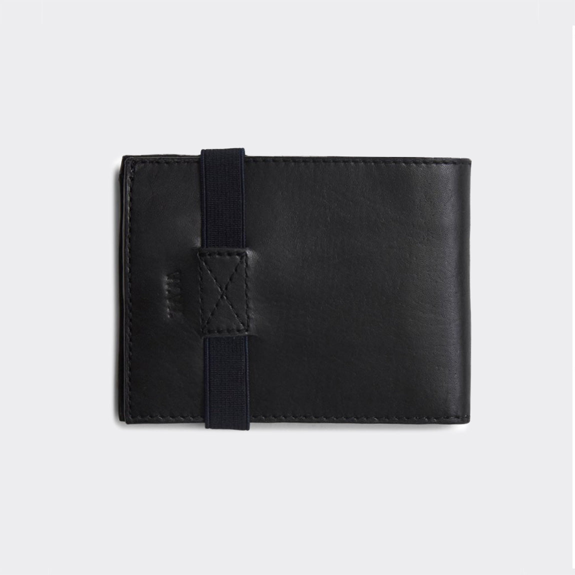 Wood Wood Canning Wallet - Black