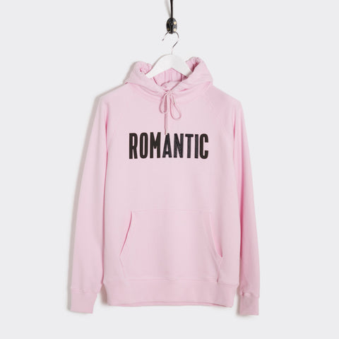 Wood Wood Fred Romantic Hoodie - Pink  - CARTOCON