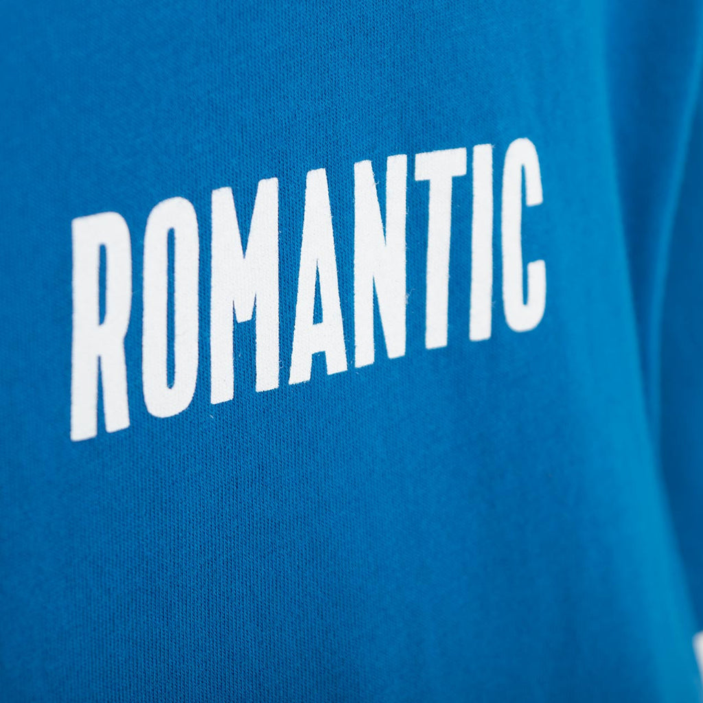 Wood Wood Sami Romantic T-Shirt - Imperial Blue