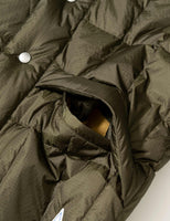 YMC x Cape Heights North Downs Gilet - Olive