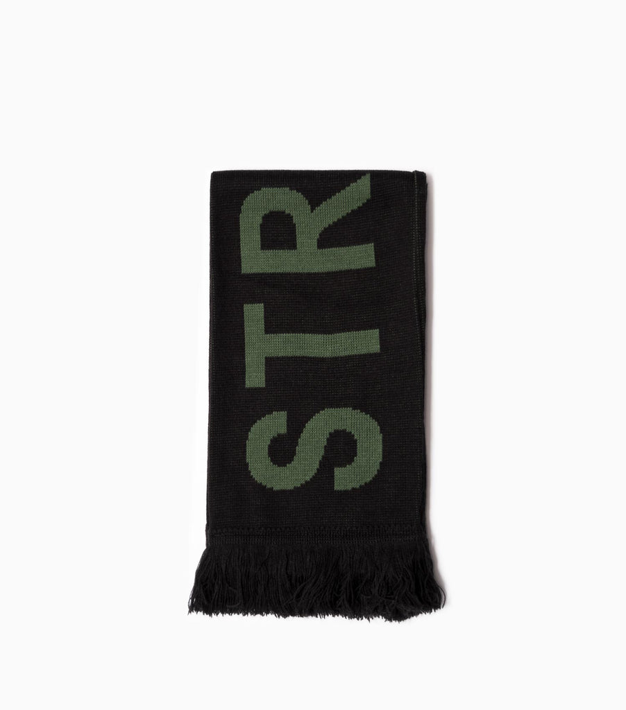 Heresy Strange Folk Scarf - Black