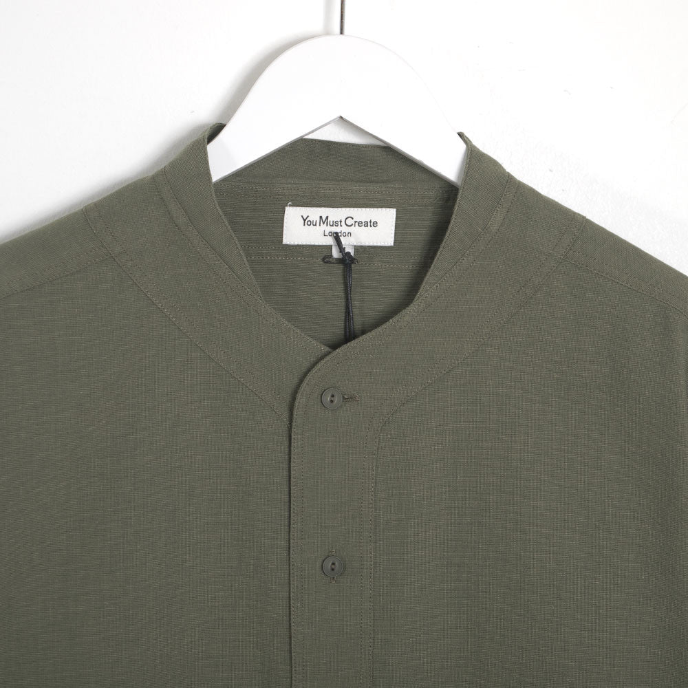 YMC Furies Shirt - Green - 2