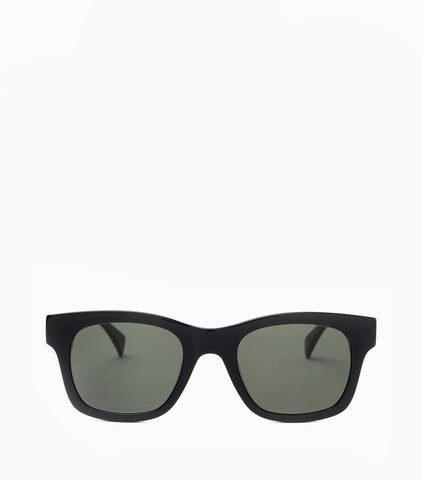 YMC Simon Sunglasses - Black Sunglasses - CARTOCON