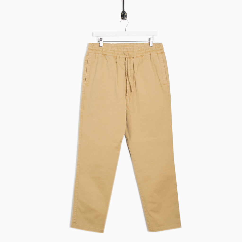 YMC Alva Cotton Twill Pant - Khaki