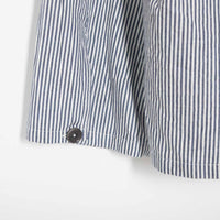 YMC Cool Hand Luke Shirt - Navy Shirt - CARTOCON