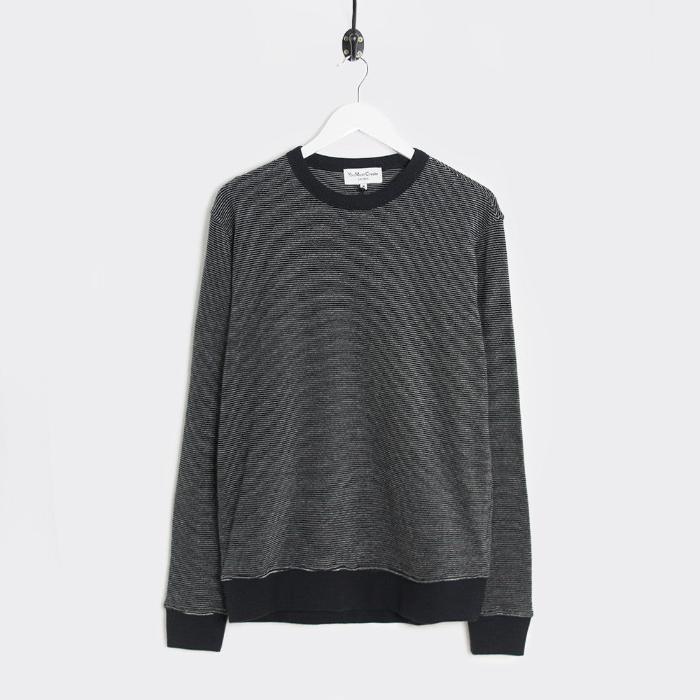 YMC Endless Summer Sweat - Black - 1