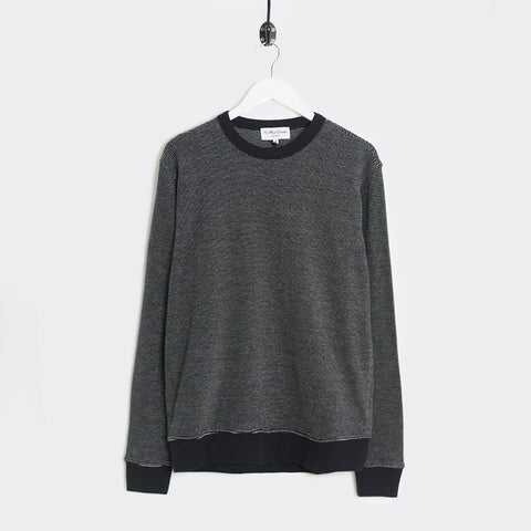 YMC Endless Summer Sweat - Black  - CARTOCON