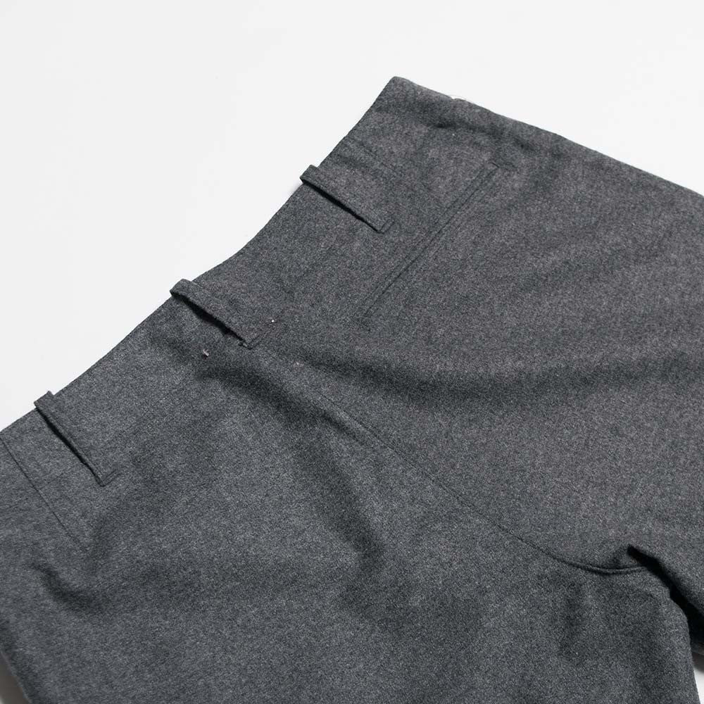 YMC Deja Vu Wool Trousers - Charcoal - 2