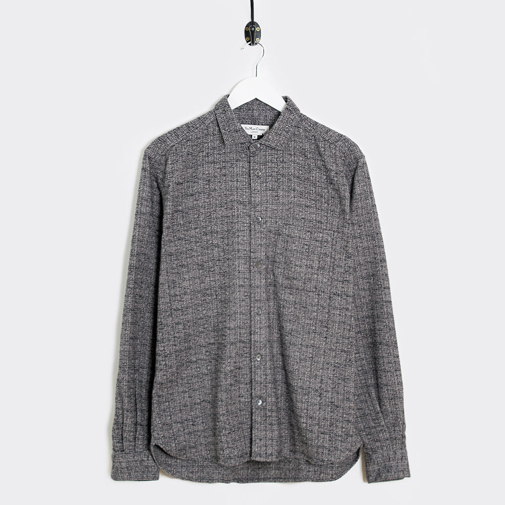 YMC Curtis Shirt - Grey - 1