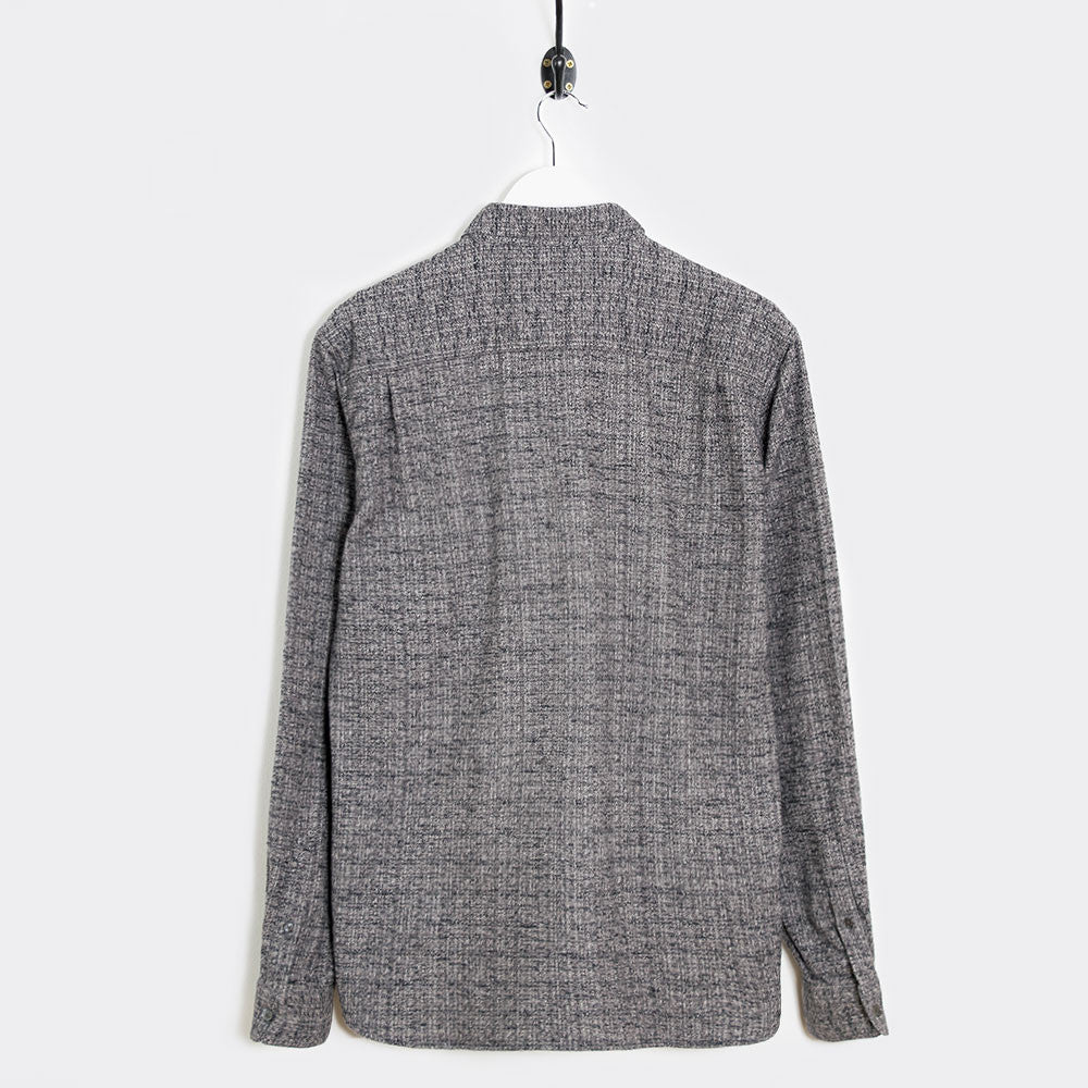 YMC Curtis Shirt - Grey - 5