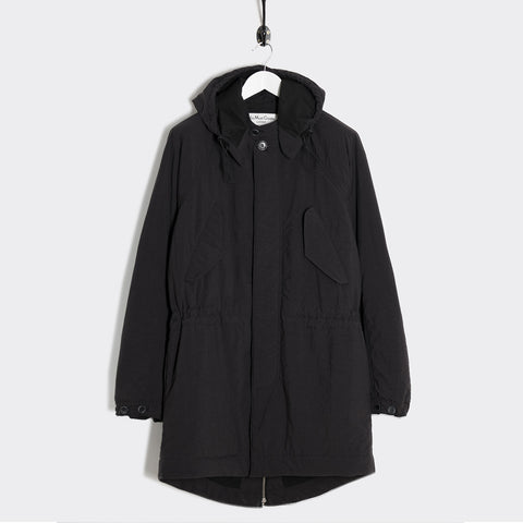 YMC Padded Inuit Parka - Black  - CARTOCON