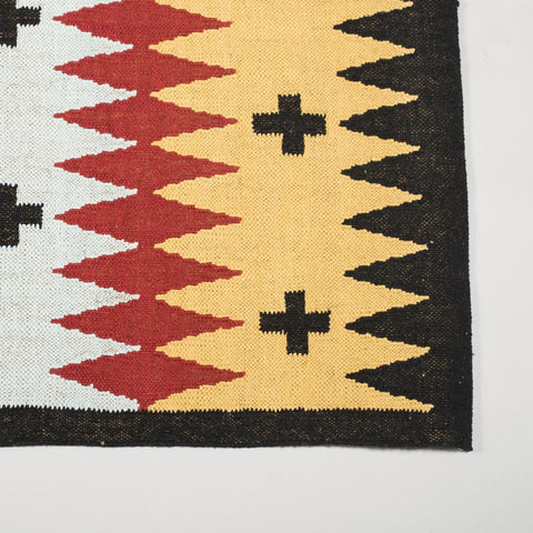 Knight Mills Peak Rug – Brights Backed Rugs - CARTOCON