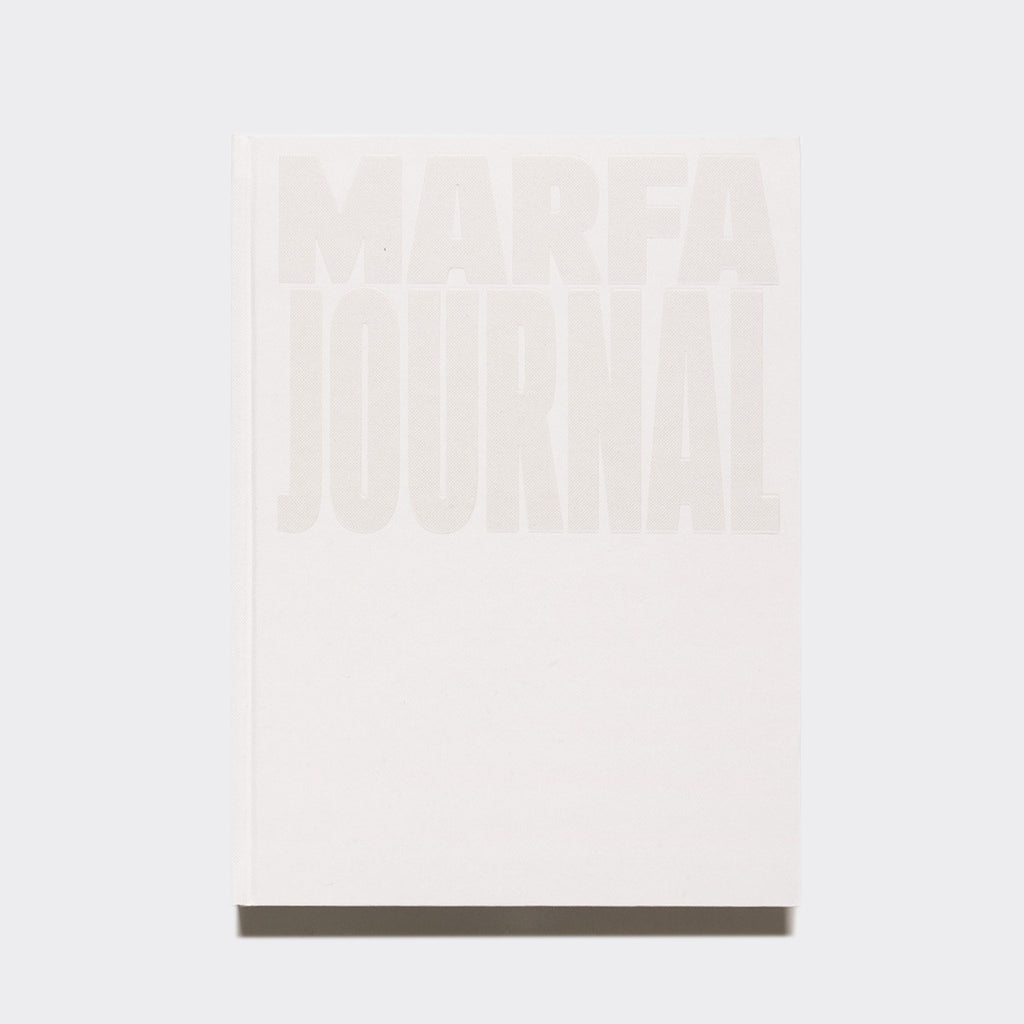 Marfa Journal 7