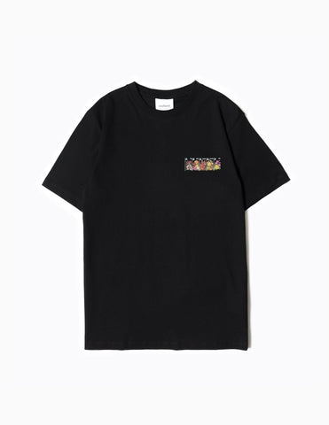 Soulland x Bodega Rose Rossell T-Shirt - Black T-Shirt - CARTOCON