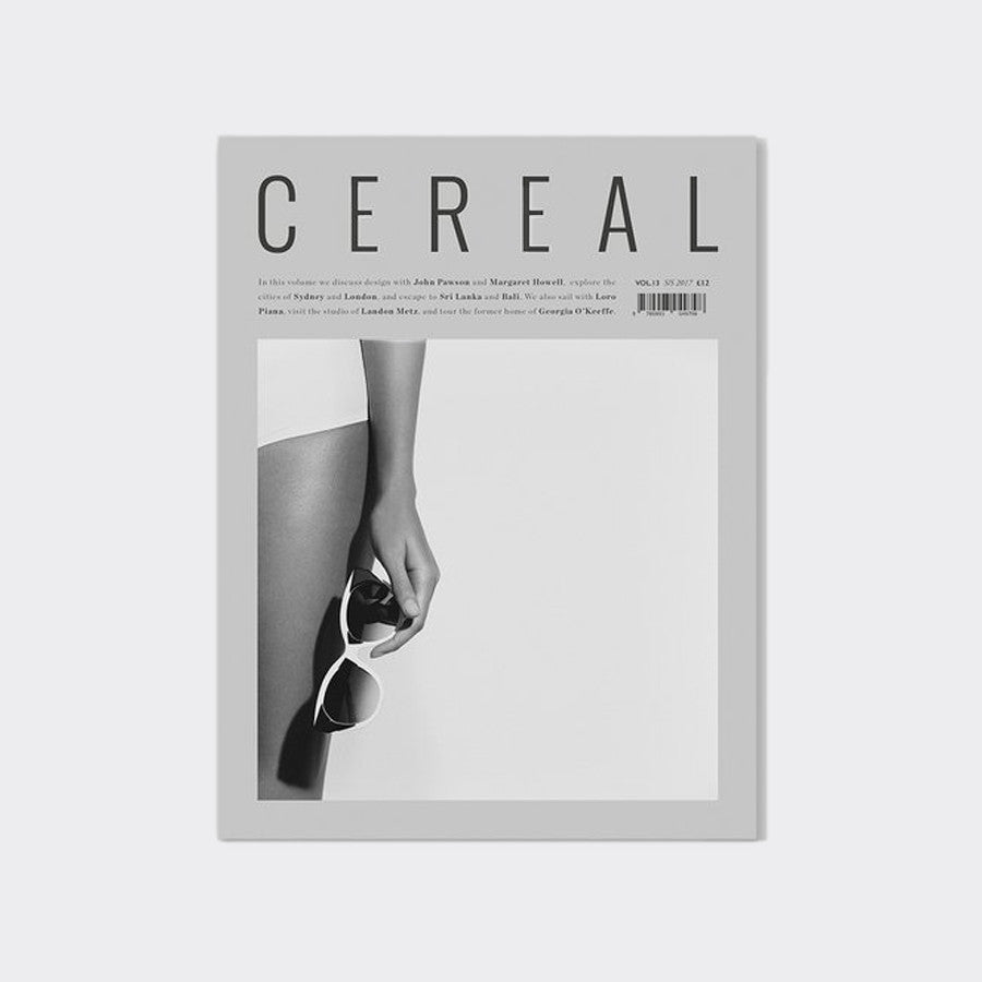 Cereal Magazine - Issue 13