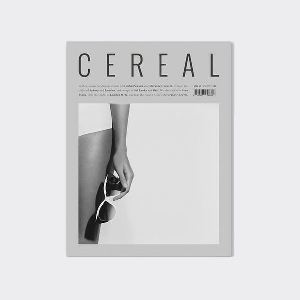 Cereal Magazine - Issue 13 Magazine - CARTOCON