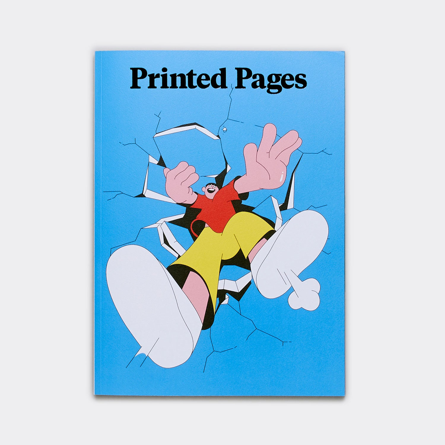 Printed Pages Magazine - Autumn Winter 2017