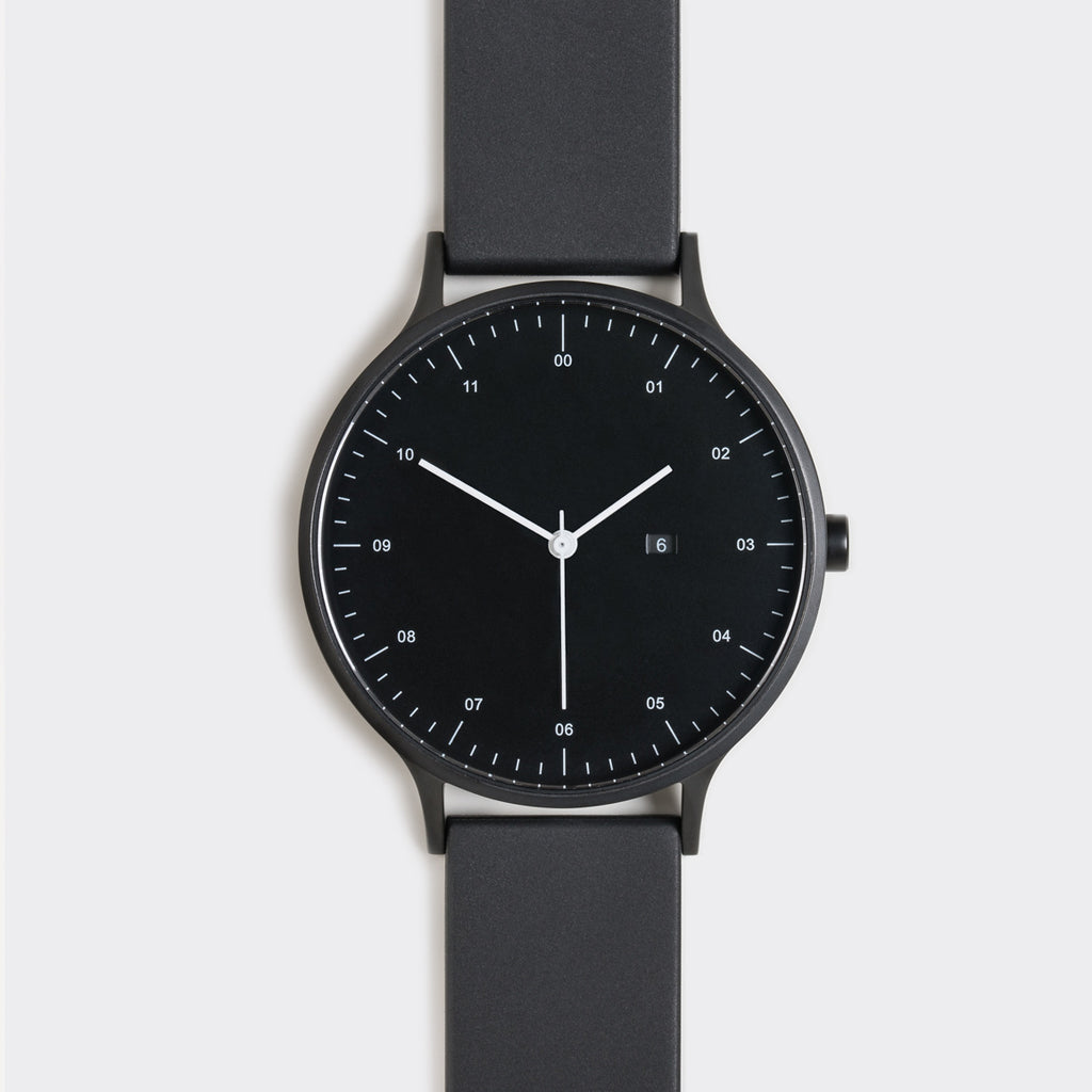 Instrmnt Watch K100 - Black/Black
