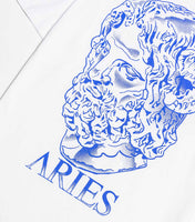 Aries Serapis T-Shirt - White T-Shirt - CARTOCON