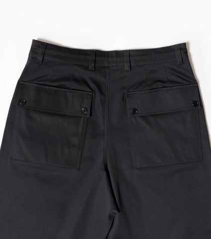 mfpen Industry trousers - Black Trousers - CARTOCON