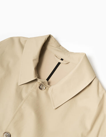 mfpen Echo Overcoat - Beige Jacket - CARTOCON