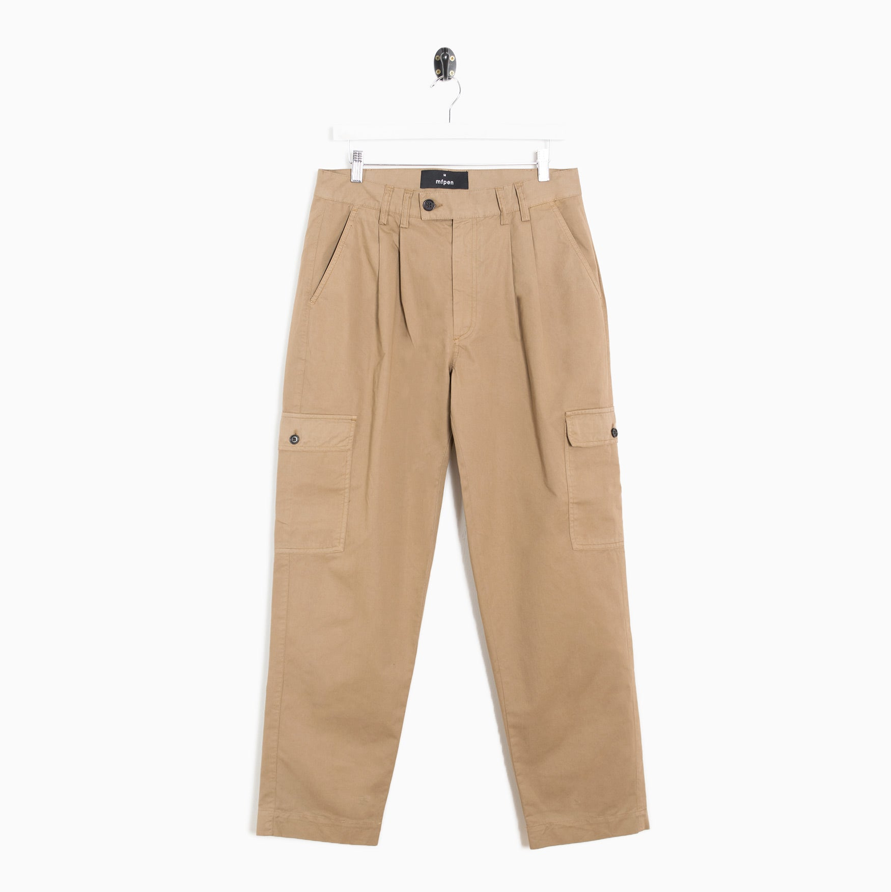 mfpen Work Trouser - Khaki