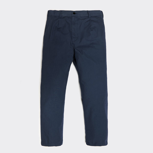 mfpen Attire Ripstop Trousers - Dark Navy