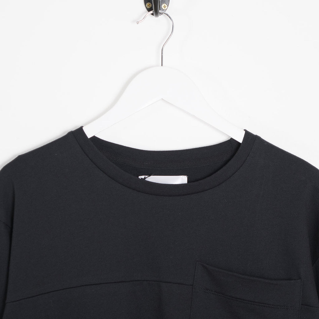mfpen 01 Pocket Long Sleeve T-Shirt - Black - 2