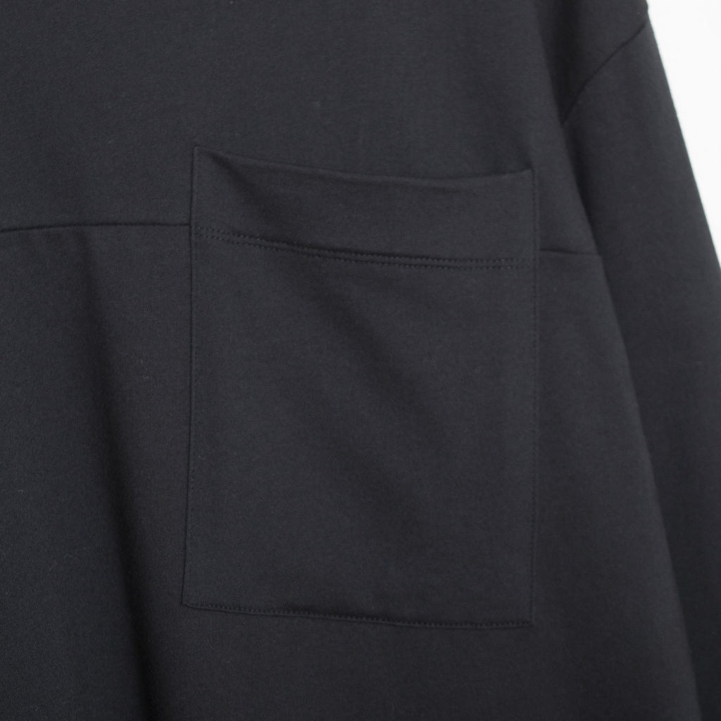 mfpen 01 Pocket Long Sleeve T-Shirt - Black - 3