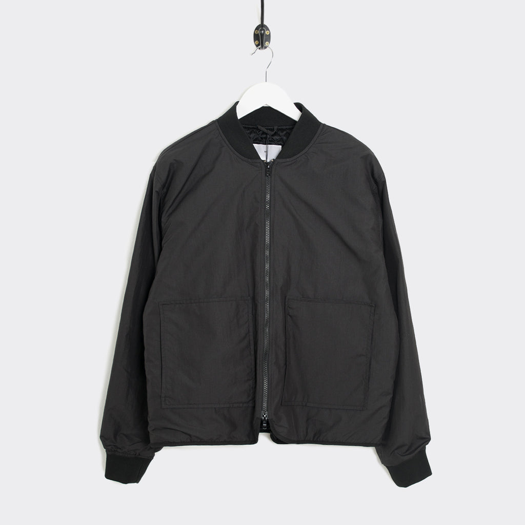 mfpen Tress Bomber Jacket - Black