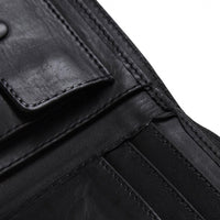 Wood Wood Canning Wallet - Black Wallet - CARTOCON