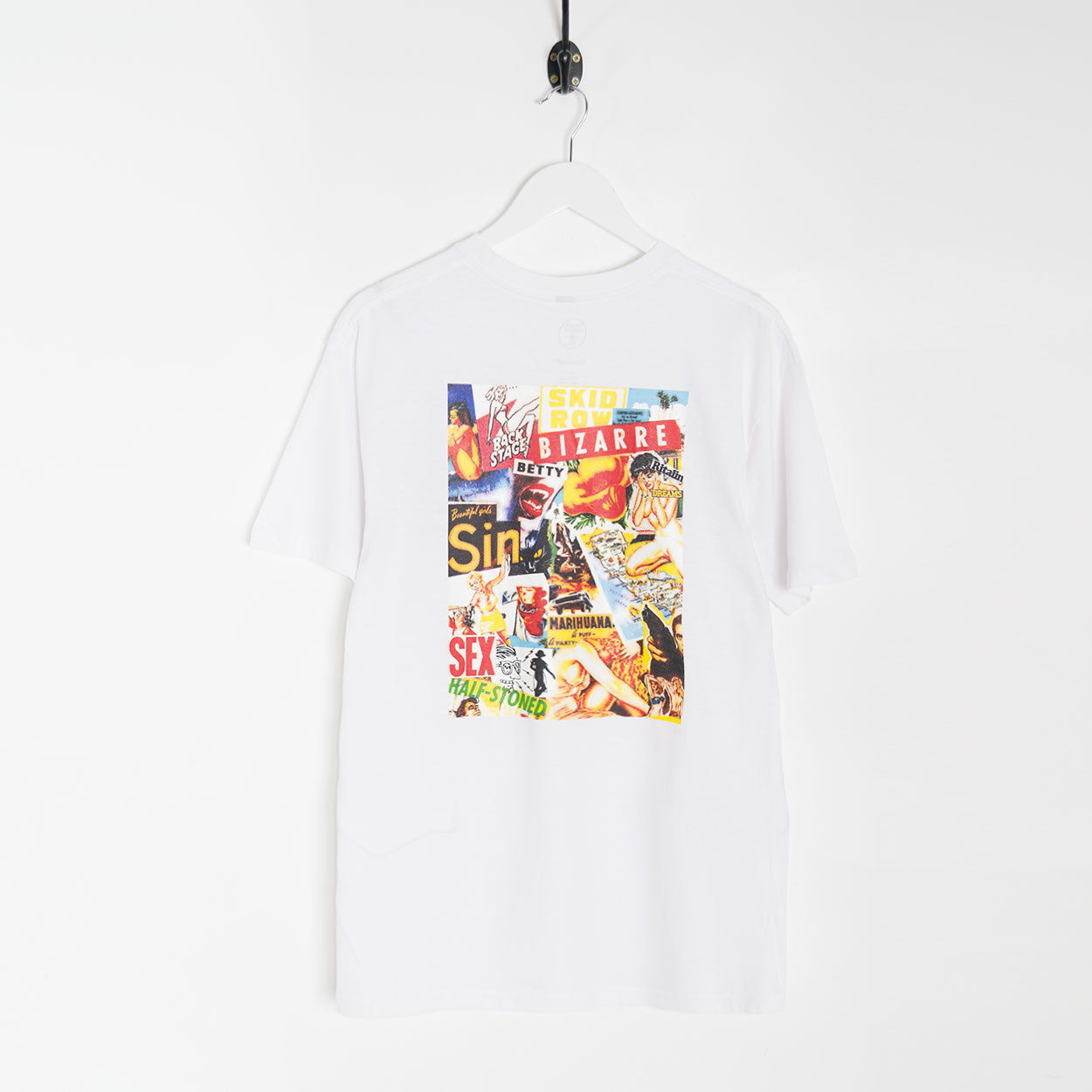 Good Worth Bizarre T-Shirt - White