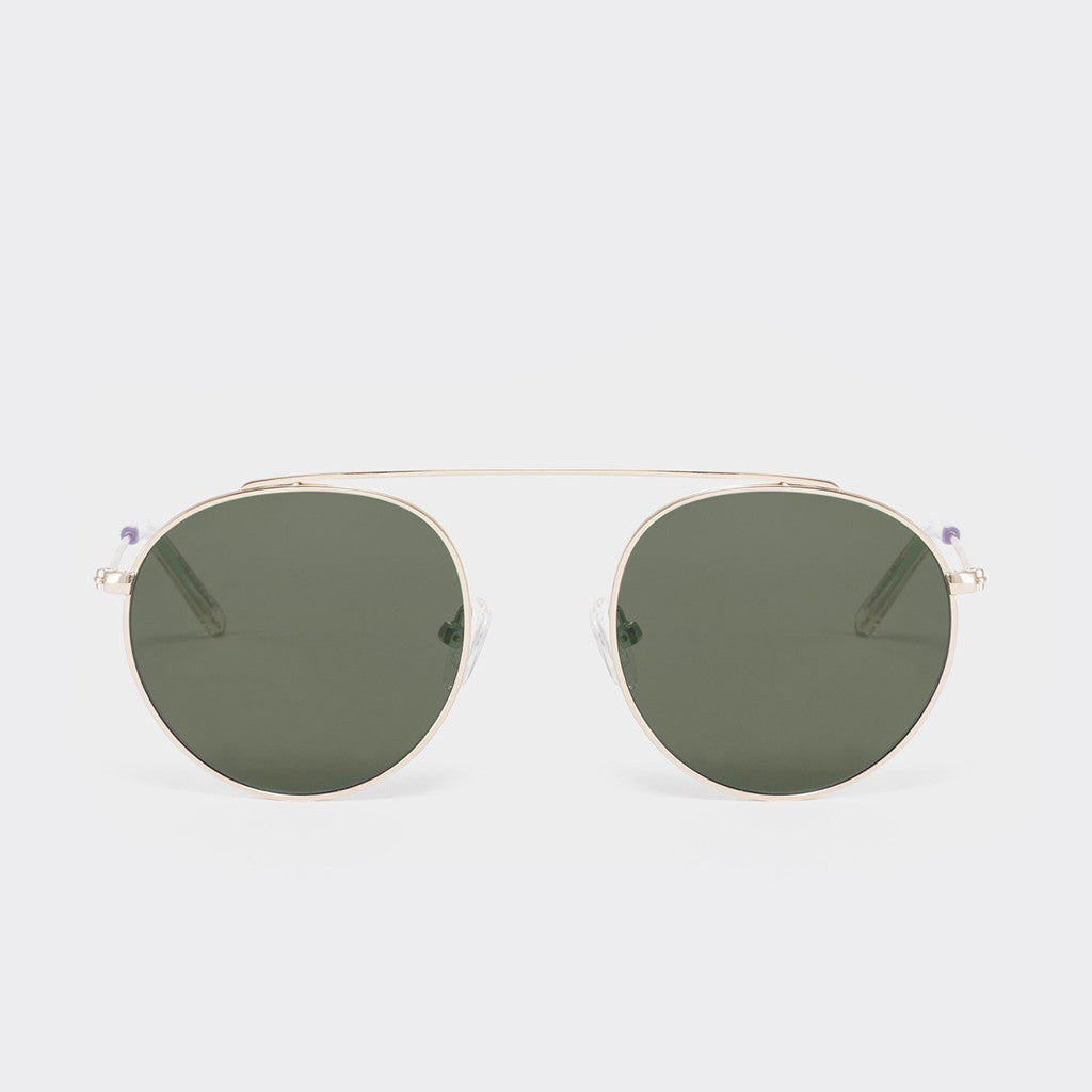 Monokel Iota Sunglasses - Gold