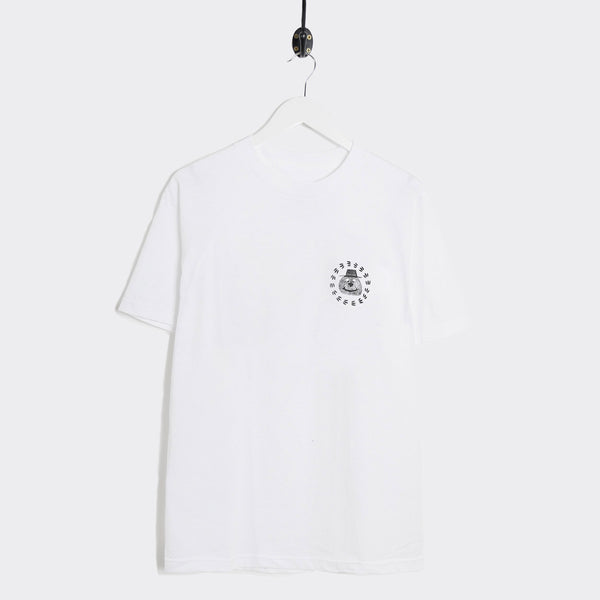 Heresy Bale T-Shirt - White