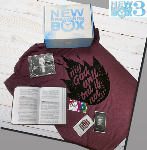 New Beginnings Box 3