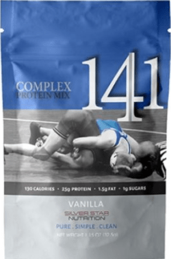 141 Complex Protein Powder by Silverstar Nutrition