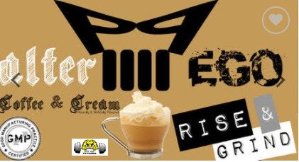 Alter Ego Extreme Pre-workout by P4P Muscle
