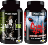 Chemical One & Cannibal Alpha PCT Stack by Chaos and Pain