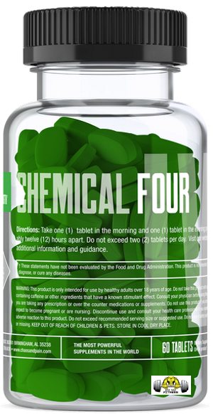 Chemical Four Pro-Hormone for Mass by Chaos and Pain