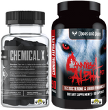 Chemical X and Cannibal Alpha PCT Stack by Chaos & Pain