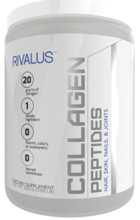 Collagen Peptides Protein by Rivalus