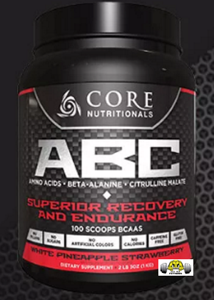 Core ABC INTRA-Workout Drink by Core Nutritionals